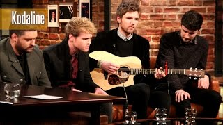 Kodaline - High Hopes acoustic guitar version  The Late Late Show  RT One