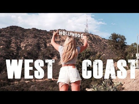West Coast Road Trip USA - Larissa Schmidt I GoPro 3 (HD)