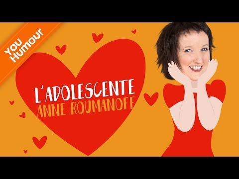 ANNE ROUMANOFF - L'adolescente