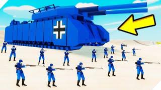 БИТВА АРМИЙ. Секретные ВОЕННЫЕ ТЕХНОЛОГИИ! - Total Tank Simulator. Тотал Танк Симулятор