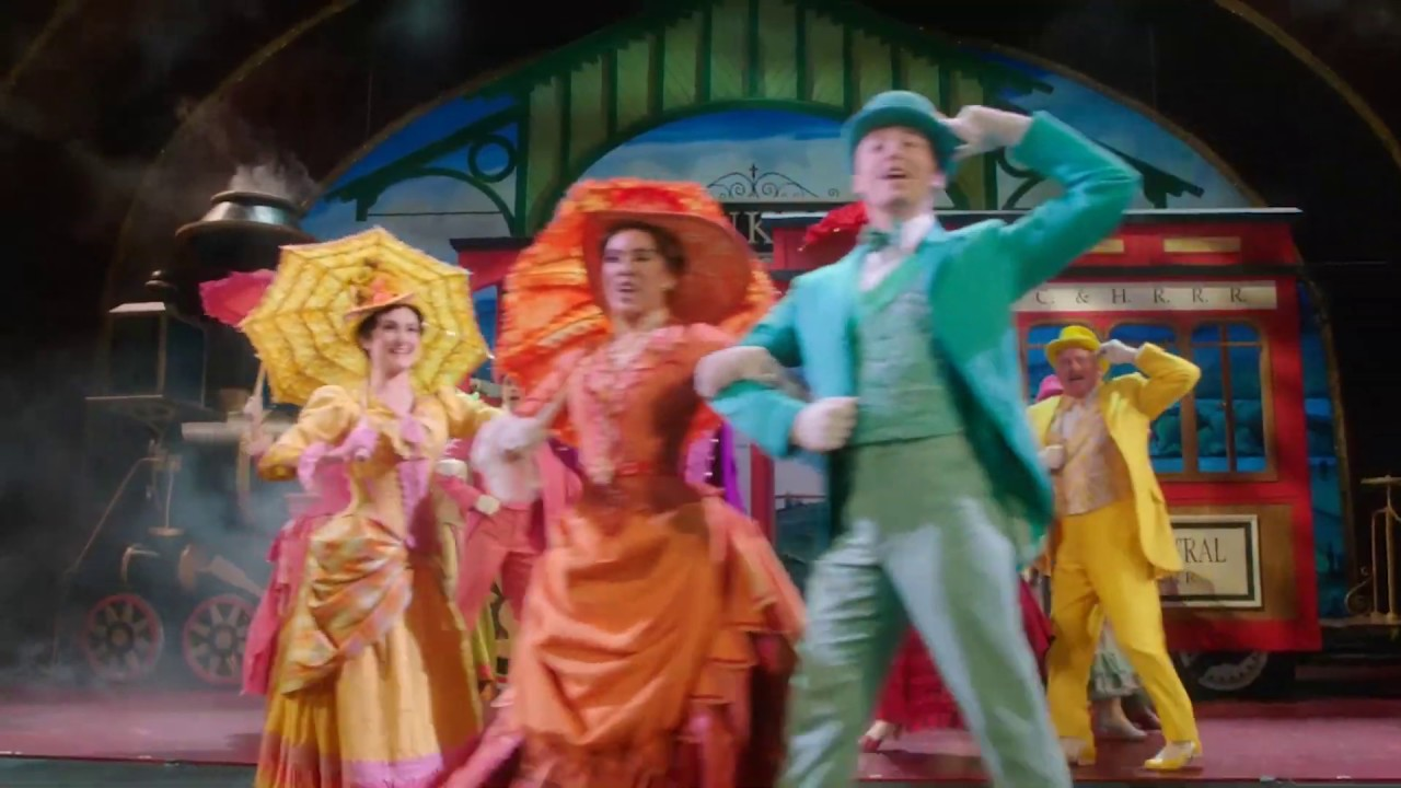 Ppac Schedule 2020 HELLO, DOLLY! comes to PPAC March 3   8, 2020!   YouTube