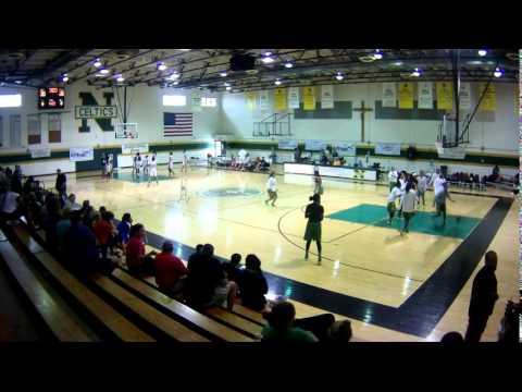Edgewater High School Varsity Girls Basketball vs St. John's College (Naples Holiday Shootout)