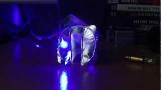1.5W Laser cutter :)