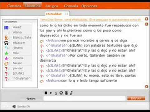 Chat Terra 1.8 Actualizar
