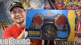Pokemon Dragon Majesty Super-Premium Collection Unboxing