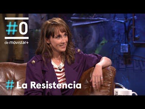 LA RESISTENCIA  Ingrid GarcíaJonsson best human ever  LaResistencia 03.05.2018