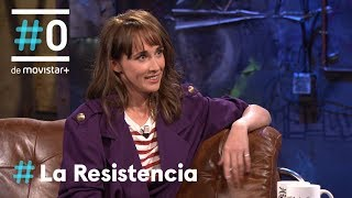 LA RESISTENCIA - Ingrid García-Jonsson best human ever | #LaResistencia 03.05.2018