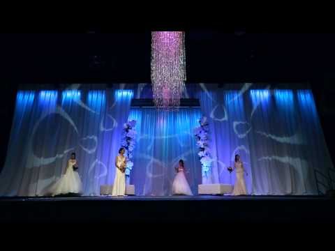Stunning Alfred Angelo Bridal Gowns at Las Vegas Wedding Show