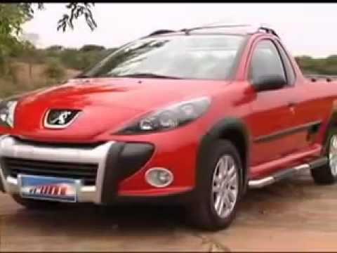 Vrum testa o Peugeot Hoggar