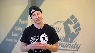 Брейк данс обучение  | СС Step | Видео урок Break dance