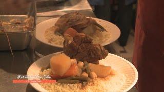 Recette :  Couscous rouge traditionnel de Fuzia - Les carnets de Julie - Couscous à la carte !