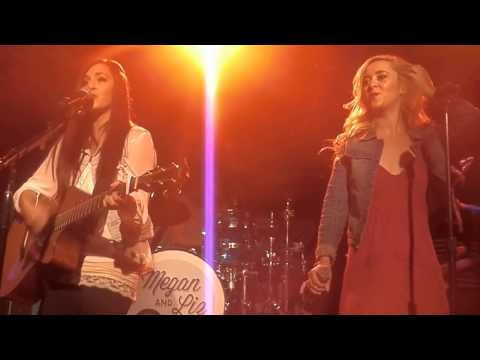 Maybe Possibly - Megan & Liz - Live in Boston- Brighton Music Hall