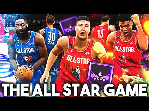 THE ALL STAR GAME! DRAFTING OUR TEAMS! 2K20 MyCareer Ep.14 |