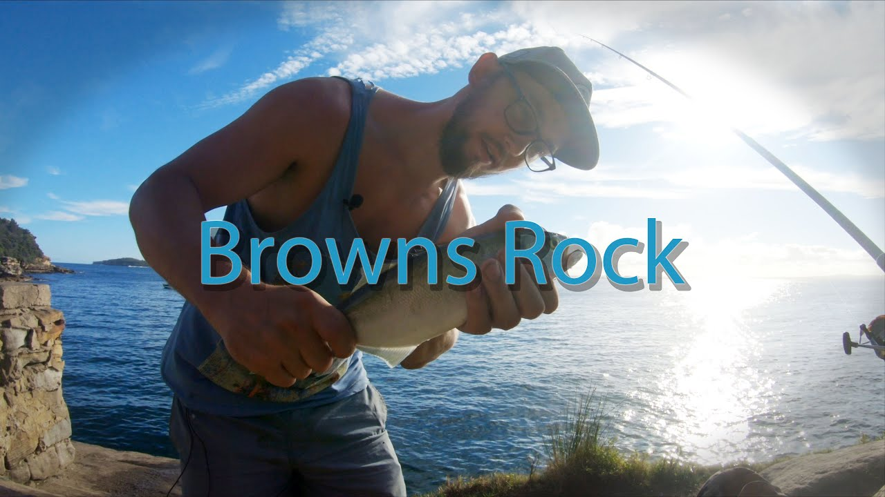 Fishing in Sydney - Episode 3 - Back at Browns rock