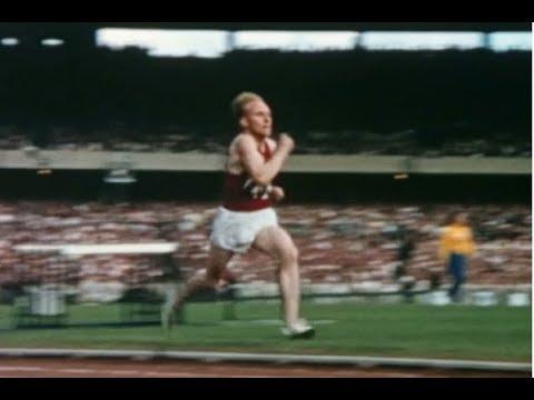 Melbourne 1956 [VLADIMIR KUTS] 5000m Final (Amateur Footage)