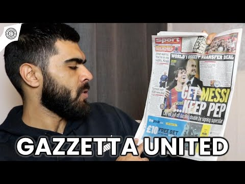 £36m Van De Beek Deal Close?!   Gazzetta United
