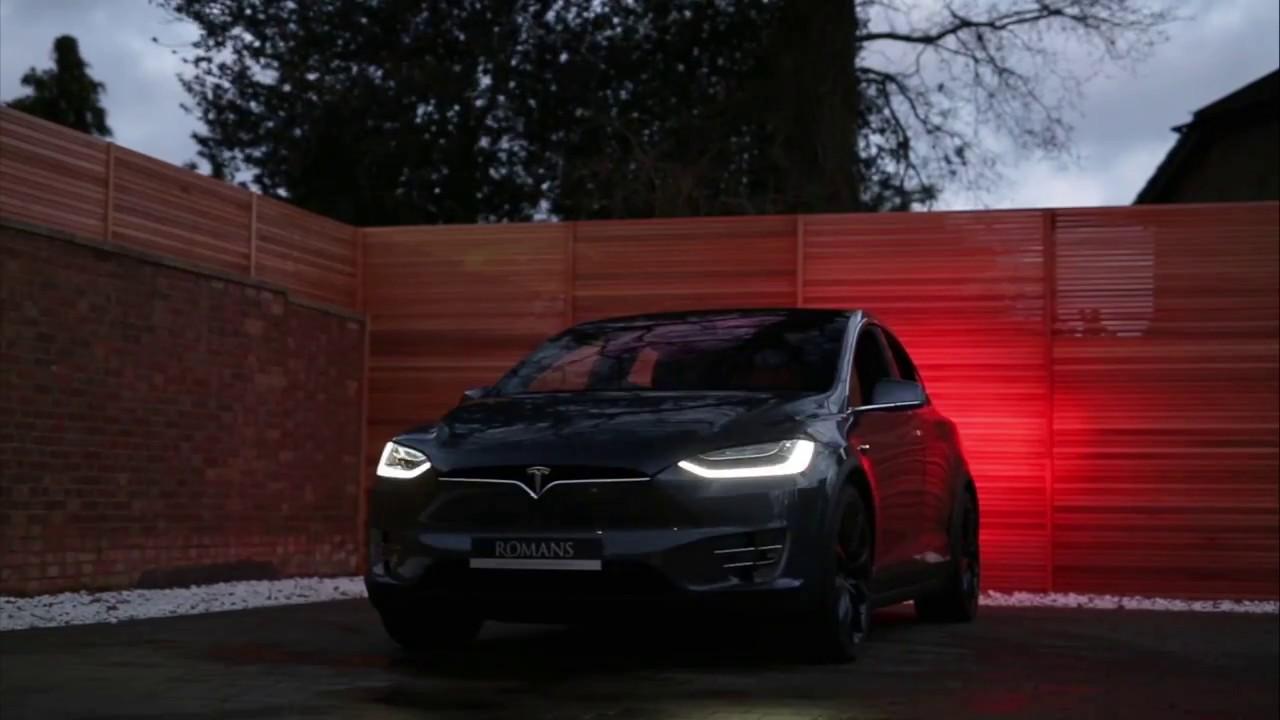 Tesla X Christmas 2020 2017 Tesla Model X   Christmas Dance   YouTube