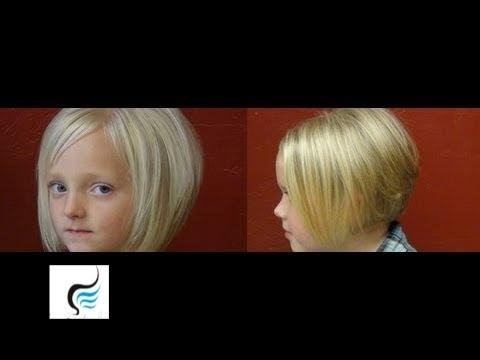 Our Best Kid Girls Short Hairstyles Tutorials Youtube