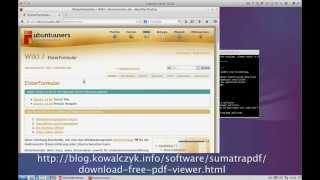 ElsterFormular für Lubuntu 14.04 inklusive Wine 1.7