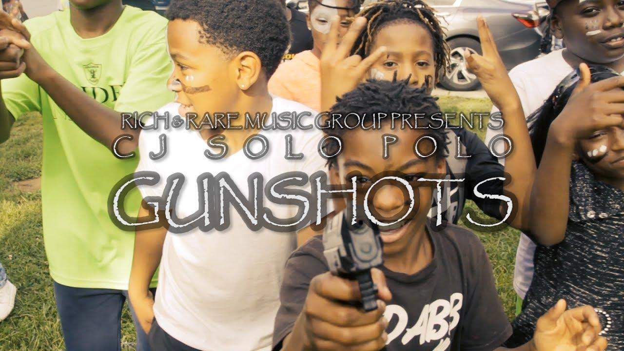 Gunshots x CJ Solo Polo