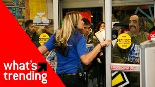 Hilarious Black Friday Pranks Plus Top 5 YouTube Videos of 11/26/12