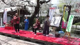 愛知県西尾市西浅井町にある源空院でのイベントです。演奏は民謡山浦会...