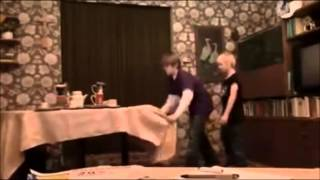 Kids Magic Trick Fail (hilarious Xd)