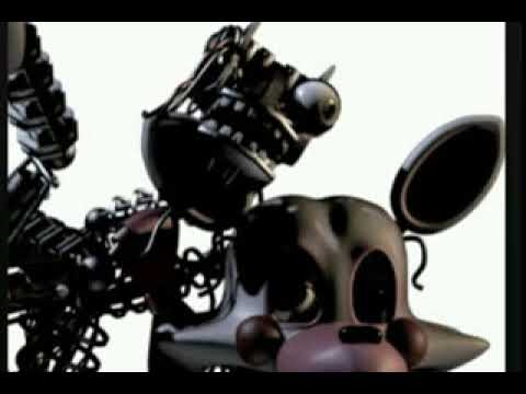 mangle's second head sings fnaf song by tlt