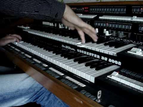 Böhm Orgel
