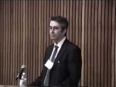 David Orchard speaks to Law conference on NAFTA, U of T, Feb 2005