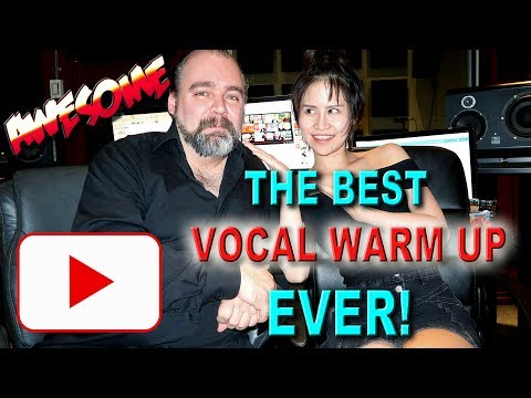 Vocal Warm Up Exercises - Daily Singing Lesson