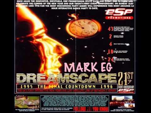 Mark EG @ Dreamscape 21 New Years Eve 31st...