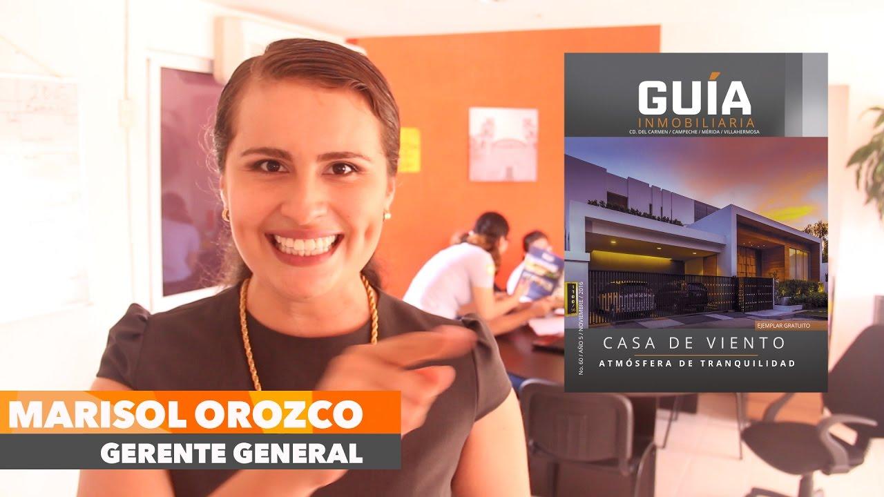 Gu a inmobiliaria 2017 youtube for Guia inmobiliaria