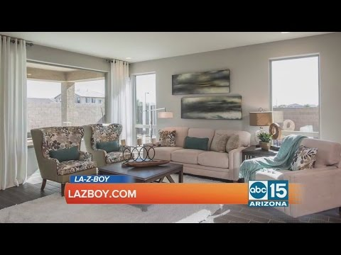 La Z Boy Designers Show You How Can Design A Beautiful Home By Visiting Model