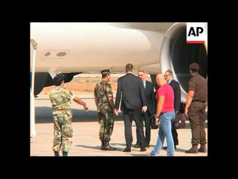 UN Secretary General leaves Beirut for south