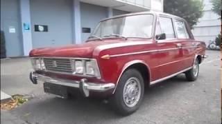 FIAT 125 s 1968