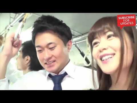 New japan girl xinh bus vlog 2019#12