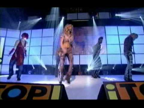 Britney Spears - Overprotected Live