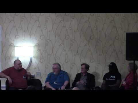 Using Real Historical People in Fiction Readercon 27 July 8th, 2016 Part 1