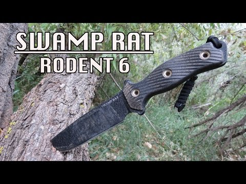 Swamp Rat Rodent 6: Survival or Tactical