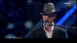 Lithuania - Final - Eurovision 2009 (HD)
