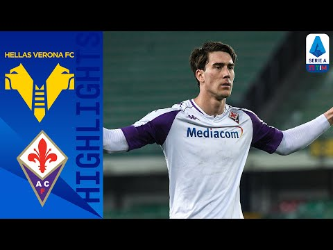 Helas Verona Fiorentina Goals And Highlights