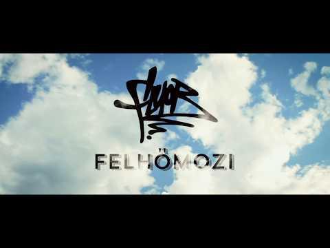 FLUOR - FELHŐMOZI - OFFICIAL LYRIC VIDEO