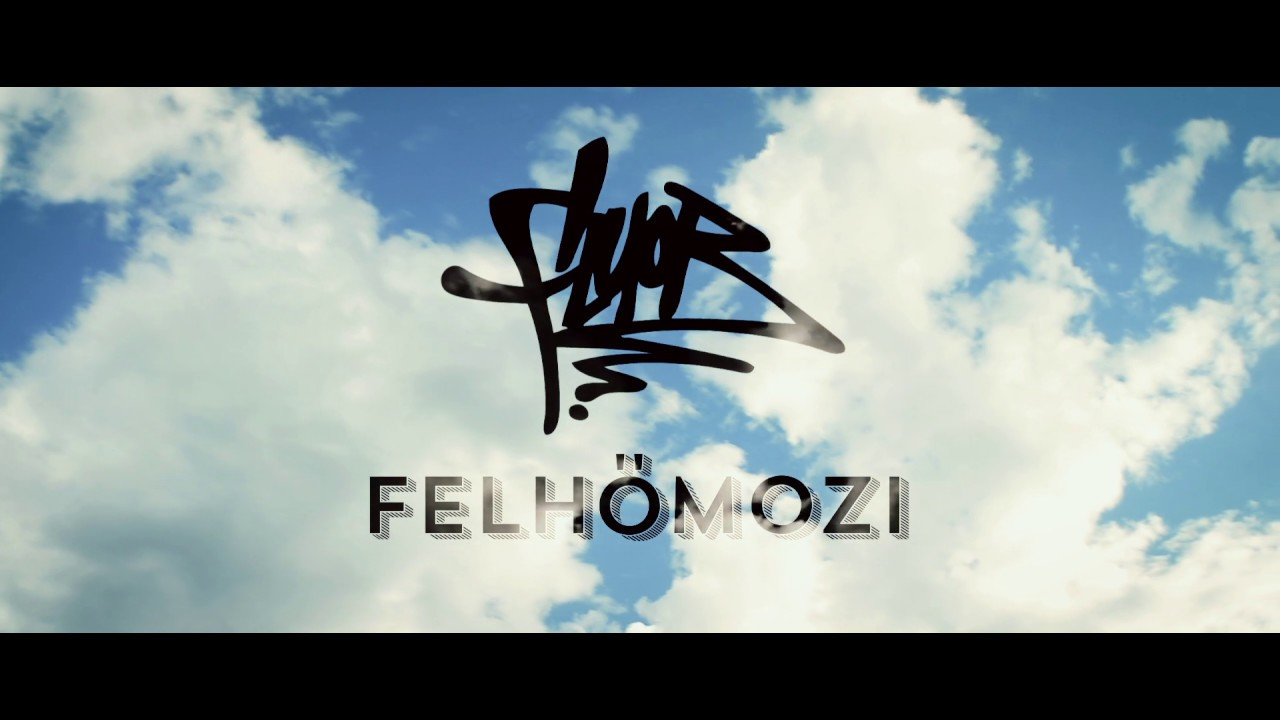 FLUOR - FELHŐMOZI - OFFICIAL LYRIC VIDEO