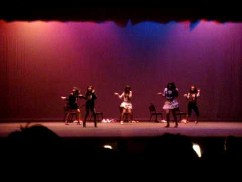 2009 Creekview High School Talent Show [Golden K]