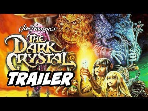 The Dark Crystal Age of Resistance Teaser Trailer Breakdown - Netflix Series