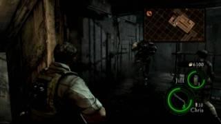 "Resident Evil 5 ""Lost in Nightmares"" - Secret Guardian of Insanity / Keeper"
