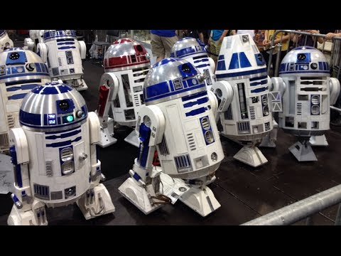 The R2-D2 Builders Club!