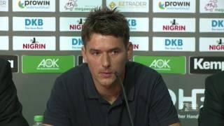 Christian Prokop wird neuer Handball-Bundestrainer