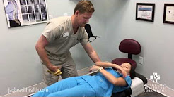 Jacksonville FL Chiropractor: Adjustment for Neck Pain